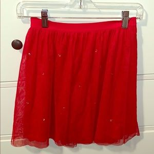 Circo tull skirt for girls size 10/12